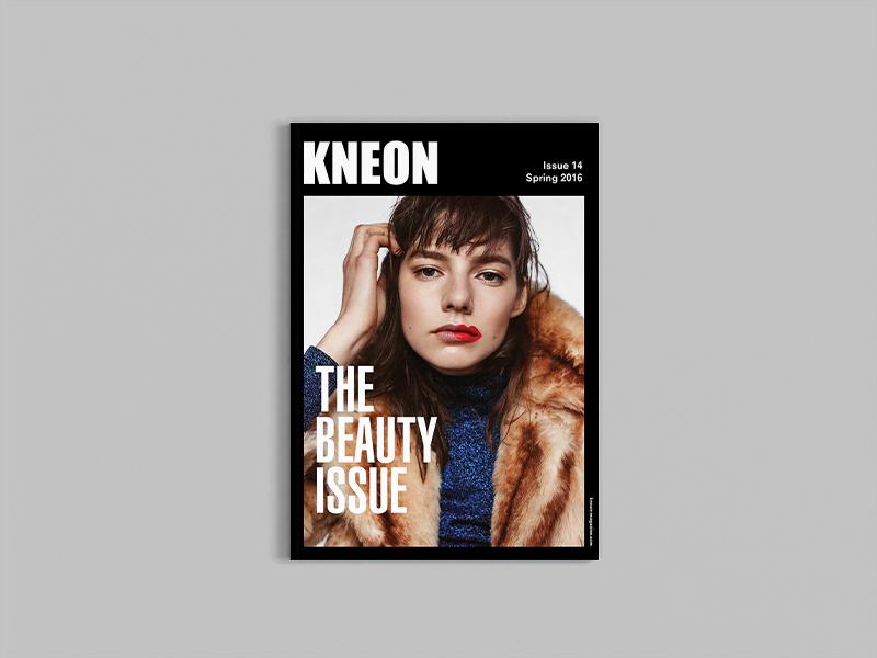 kneon magazine 14